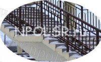 Лестничные марши через железные дороги серия 3.501.1-165