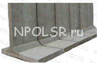 Подпорные стенки фундаменты по серии 3.400-3 выпуск 1