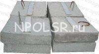 Опорные подушки серия 3.006.1-2.87 выпуск 2