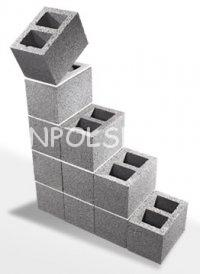 Вентиляционные блоки мелкоштучные