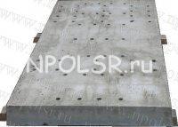 Плиты НСП для установки оборудования ОРУ