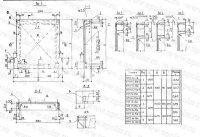Лестничные площадки ЛПП для маршей типа ЛМП
