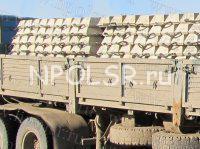 Гибкое бетонное покрытие, ПСГ, плиты на гибких связях