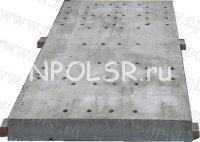 Плиты фундаментов трансформаторов ПФ