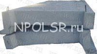 Лестничные площадки ЛПФ для маршей типа ЛМФ серия 1.252.1-4